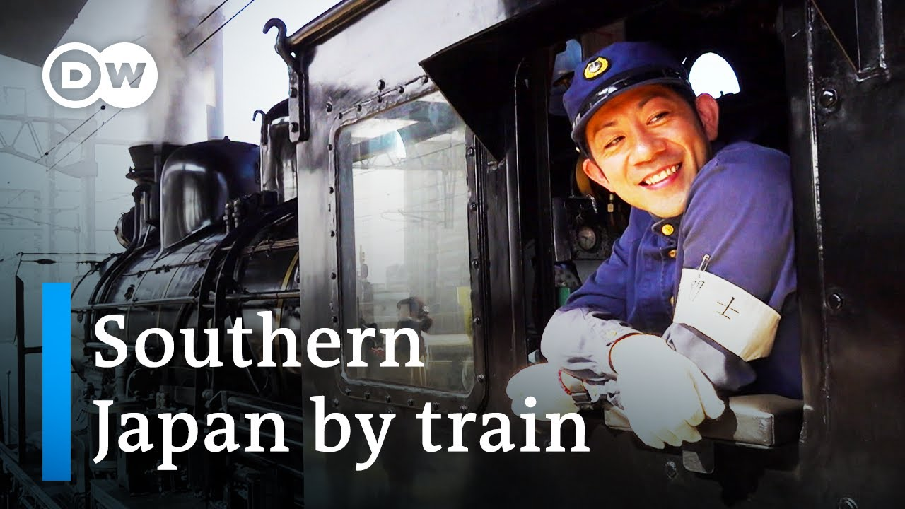 A train ride into Japan's past | DW Documentary