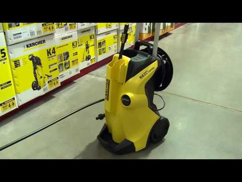 Karcher K4 Premium Full Control Pressure Cleaner - What's New in Our Aisles