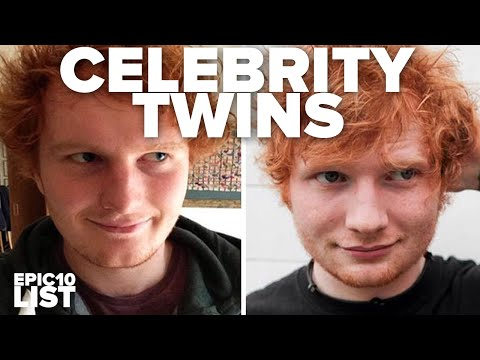 10 NORMAL People with CELEBRITY Look Alikes