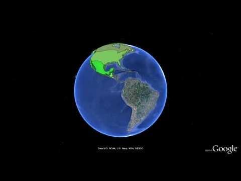 Google Earth Engine Landsat animation