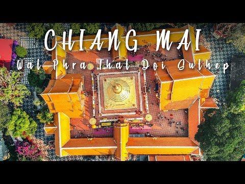 Chiang Mai, Thailand Travel - Wat Phra That Doi Suthep I TravelFilms