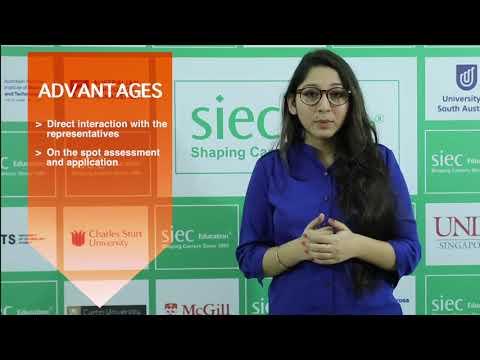 SIEC's Australia Education Fair in New Delhi   Study in Australia   AEF