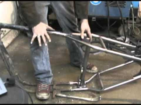 Building With the Iler Brothers: Episode 3: Weld on Hardtail: 1952-1978
