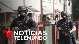 No baja la alerta por terrorismo en Manchester | Noticiero | Noticias Telemundo