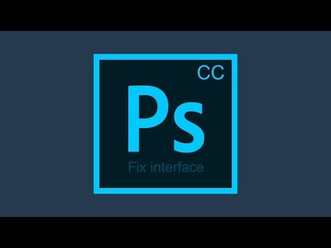 Fix resolution problem in Photoshop CC on Hi DPI Windows displays