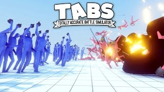 TABS - New Units! Pirate Grenades and Grenadiers! - Totally Accurate Battle Simulator