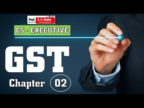 GST-2A- International Scenario of GST explained CS Executive, TLP