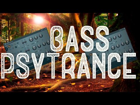 Como Hacer un Bass para Psytrance en 3x Osc  [TUTORIAL] [FL STUDIO]