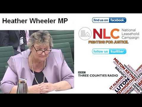 #LeaseholdScandal - Heather Wheeler MP - BBC Three Counties Radio - 6/2/2019