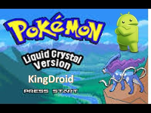 Descargar Pokémon Liquid Crystal para android 2017