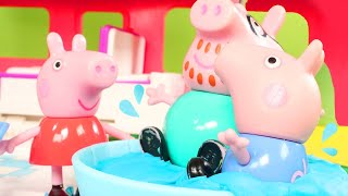 Peppa Pig Official Channel | Peppa Pig's Summer Beach Holiday
