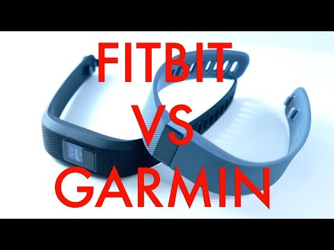 Why I Ditched My Fitbit Charge For The Garmin Vivofit 3