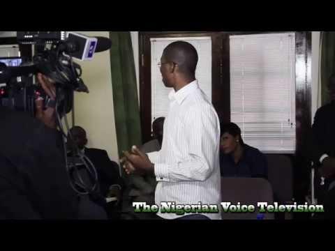 Corruption on e-passport at Nigeria Consulate in Johannesburg PART 2