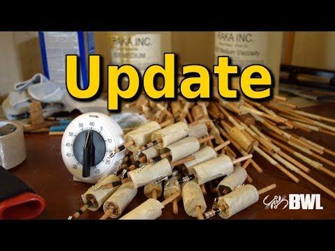 Update on Fishing Float Orders