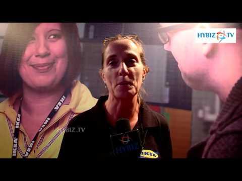Annacarin Mansson Head of HR IKEA India - hybiz