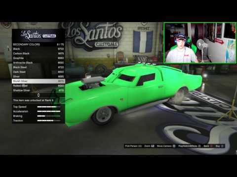 UPGRADING THE NEW ZOMBIE PROOF VEHICLE!(gta 5 online)