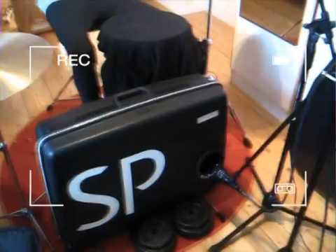 Suitcase Bass Drum