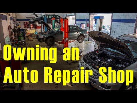 Owning an Auto Repair Shop - Management Success!