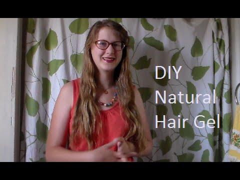 easy diy hair gel (with gelatin)