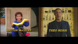Luke Cage: Family Matters Side by Side