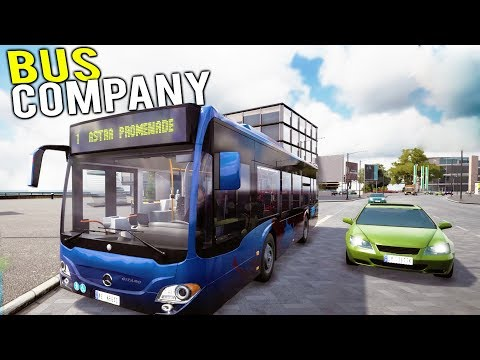 OWNING THE LARGEST PUBLIC TRANSIT COMPANY IN THE WORLD! - Bus Simulator 2018 Pre-Release Gameplay
