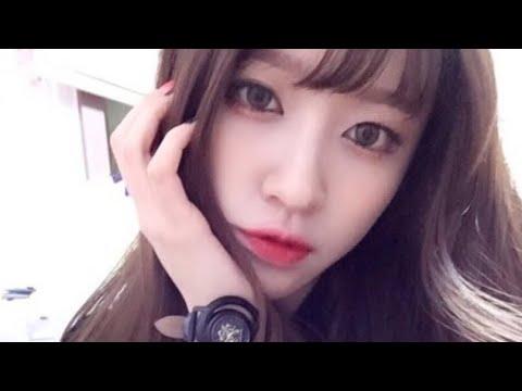 EXID Ahn Hani Transformation Makeup