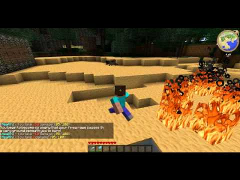 God Powers mod - Minecraft