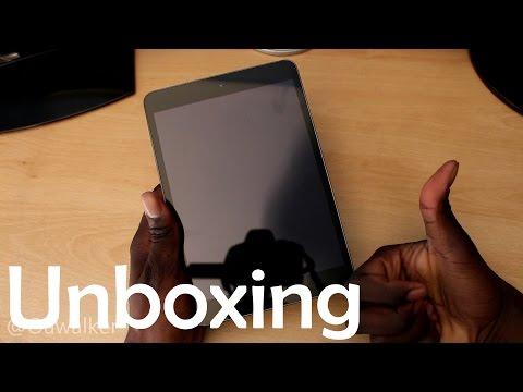 Ipad Mini 2 32GB Space Grey Unboxing
