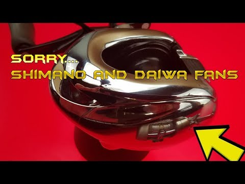 Is this Made in Sweden baitcaster the most precise and beautiful reel ever made? Smoothest reel ever