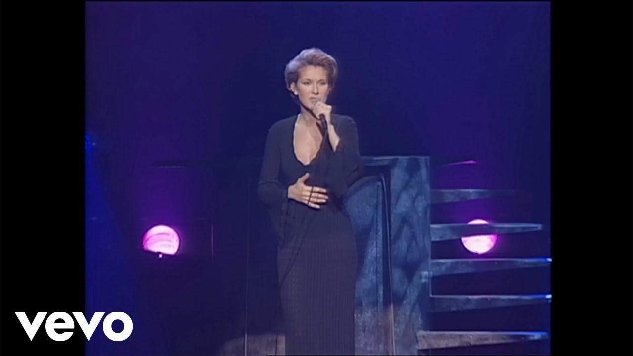 Pour que tu m'aimes encore (Live à Paris) - Céline Dion