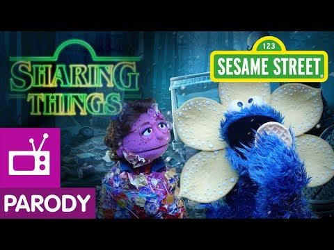 Xxx Mp4 Sesame Street Sharing Things Stranger Things Parody 3gp Sex
