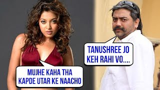 Tanushree Dutta Was Never Asked To Remove Her Clothes