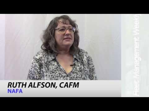 NAFA's Confident Leadership, Past and Present | RUTH ALFSON | Fleet Management Weekly