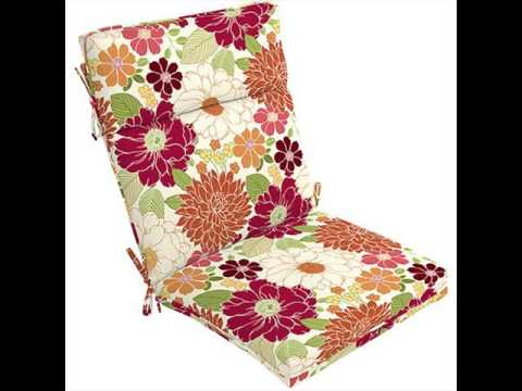 Outdoor Chair Pads & Cushions - Home Décor & Furniture Ideas
