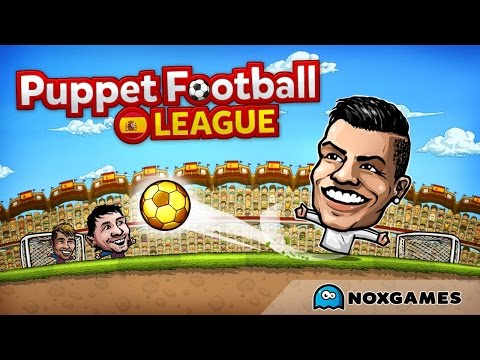 Puppet Football League Spain Android Gameplay (HD)