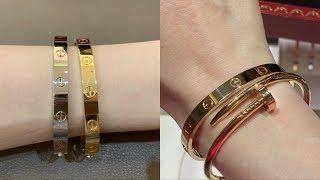 592ce25082115 cartier bracelet Videos - 9tube.tv
