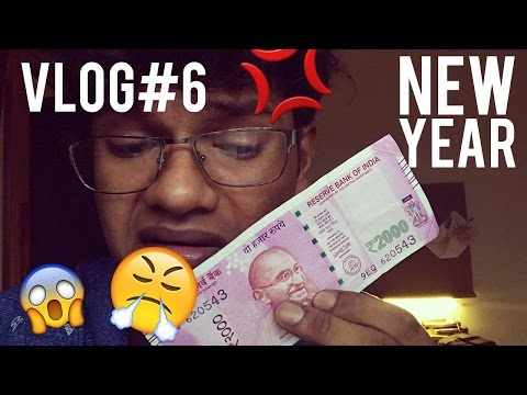 Vlog #6 New Year Resolutions and Room clean up!