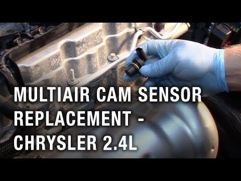 Multiair Cam Sensor Replacement -  Chrysler 2.4L