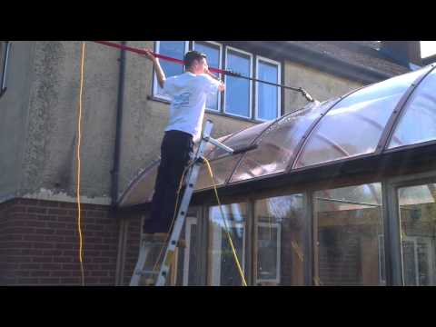How to clean a conservatory roof | Specialist Conservatory Roof Cleaning in Essex