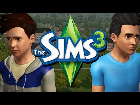 THE WEREWOLF CURSE! The Sims 3 - Ep. 7