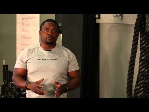 Stretches to Get Rid of Bicep Pain : Athletic Training Tips