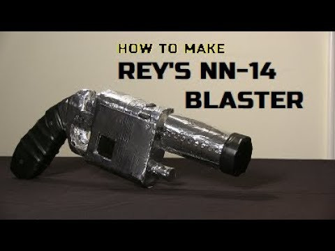 How to Make Rey's Blaster