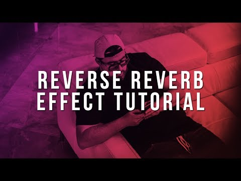 HOW TO MAKE A REVERSE REVERB EFFECT [FL Studio Tutorial by mjNichols]