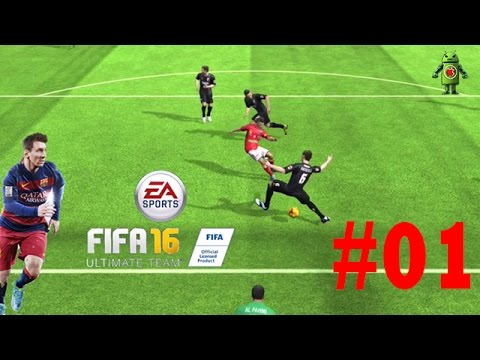 FIFA 16 Ultimate Team (iOS/Android) Top Best Goals - Part 1