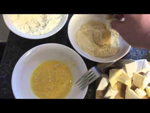 Deep Fried Brie