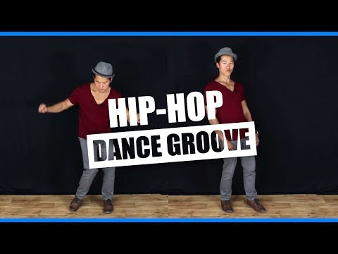 How to dance to Hip Hop - Casual party dance moves for men