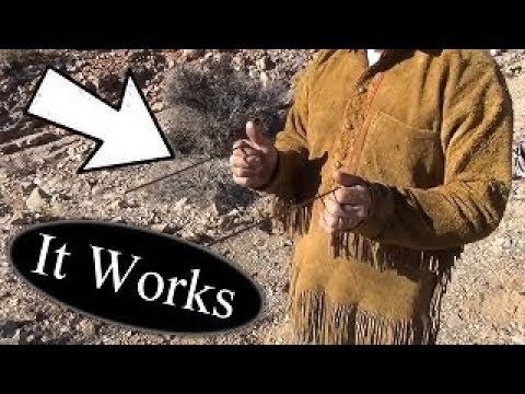 DOWSING FOR GOLD !!! Does It Really Work . Ask Jeff Williams
