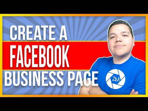 How to Create Facebook Page 2018:
