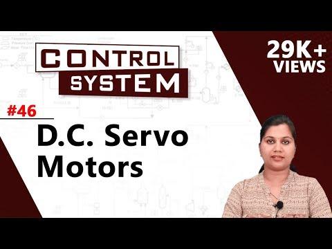 A.C. Servo Motors & D.C. Servo Motors - Control System Components - Control Systems | Ekeeda.com