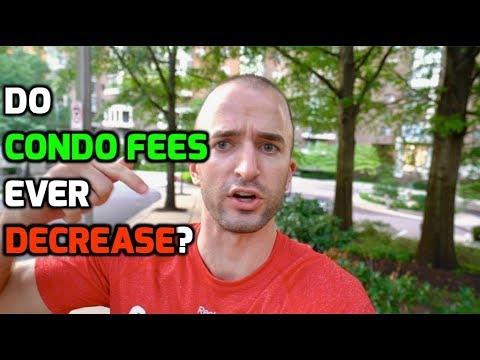 Do Condo Fees ALWAYS Increase Over Time? Can Condo Fees Decrease?